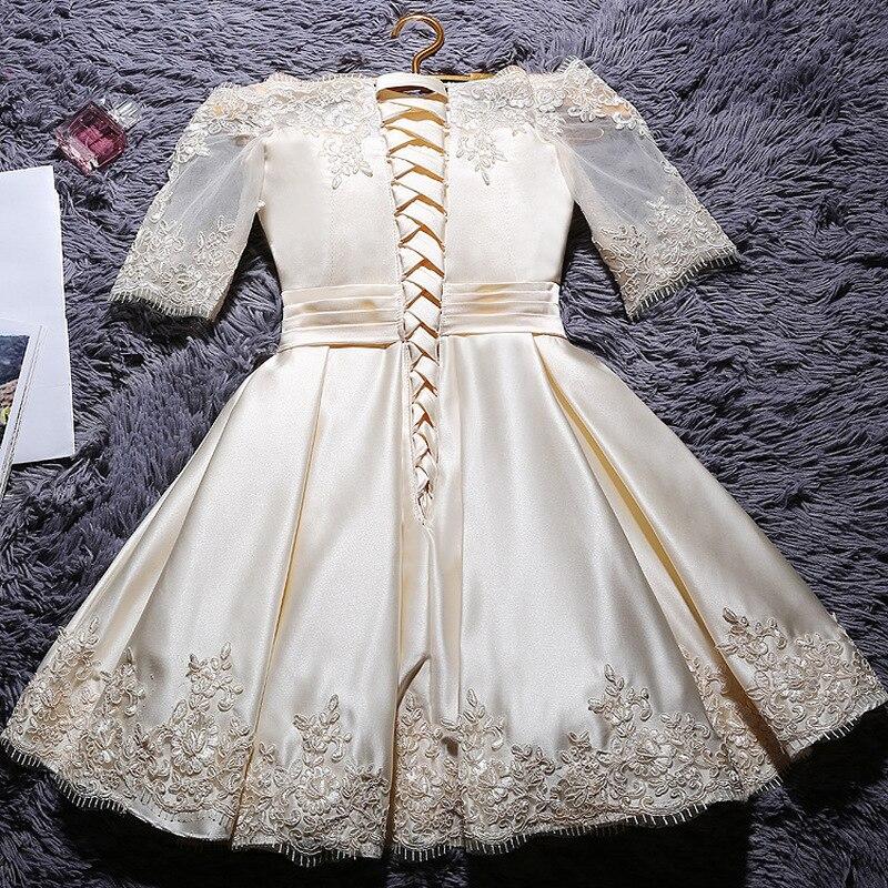 Plus Size 6XL Women Formal Bandage Bodycon Dress Casual Half Sleeve Party Lace Dress Bridesmaid Gown Boho Elegant Vestido 2