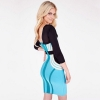 SEXYBOUTIQUE half sleeve women bandage dress bodycon prom party dress