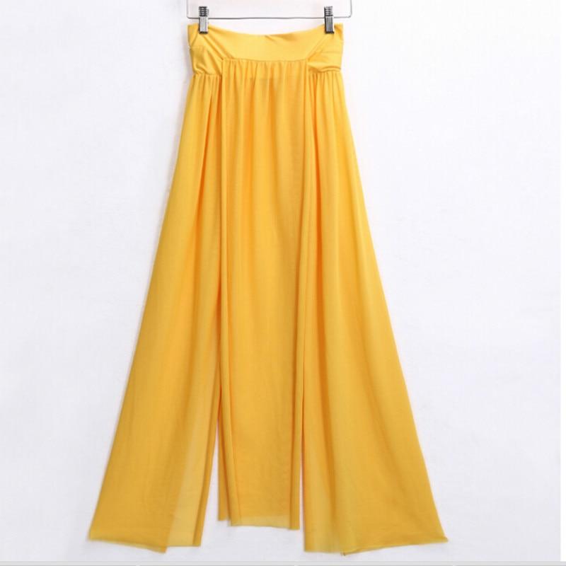 16 Sexy Women Summer Skirt Beach Fashion Casual Maxi Skirt Evening Party Long Skirt 5 Colors 1