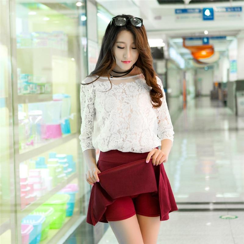All Fit Tutu School Skirt Short Skirt for Women safty Summer pleated Short Skirts Faldas Ball Gown korean mini saia gratis 3