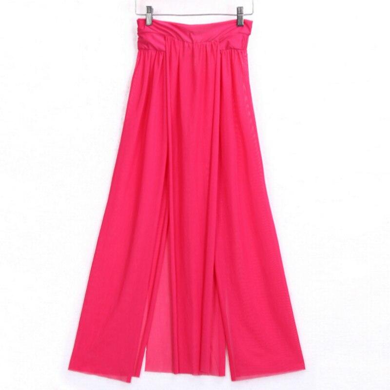 16 Sexy Women Summer Skirt Beach Fashion Casual Maxi Skirt Evening Party Long Skirt 5 Colors 3