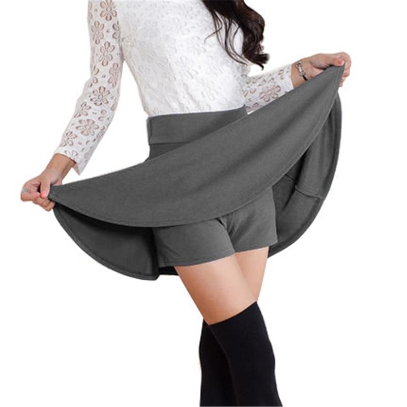 All Fit Tutu School Skirt Short Skirt for Women safty Summer pleated Short Skirts Faldas Ball Gown korean mini saia gratis 1