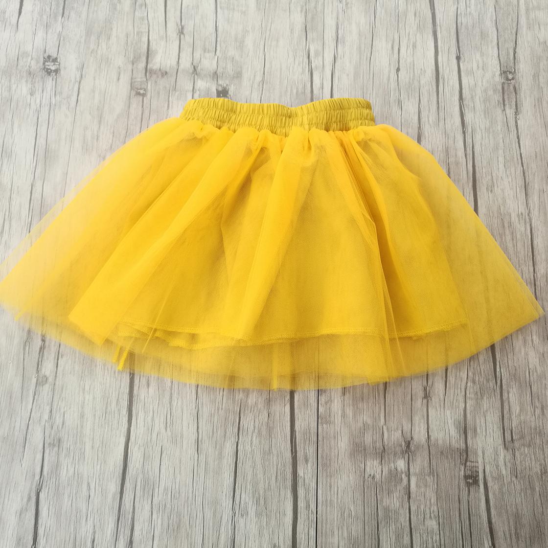 Summer Womens Mini Tulle Skirt Fairy Style Custom Made 5 layers saia Voile Bouffant Puffy Fashion Skirt Summer Tutu Skirts 3