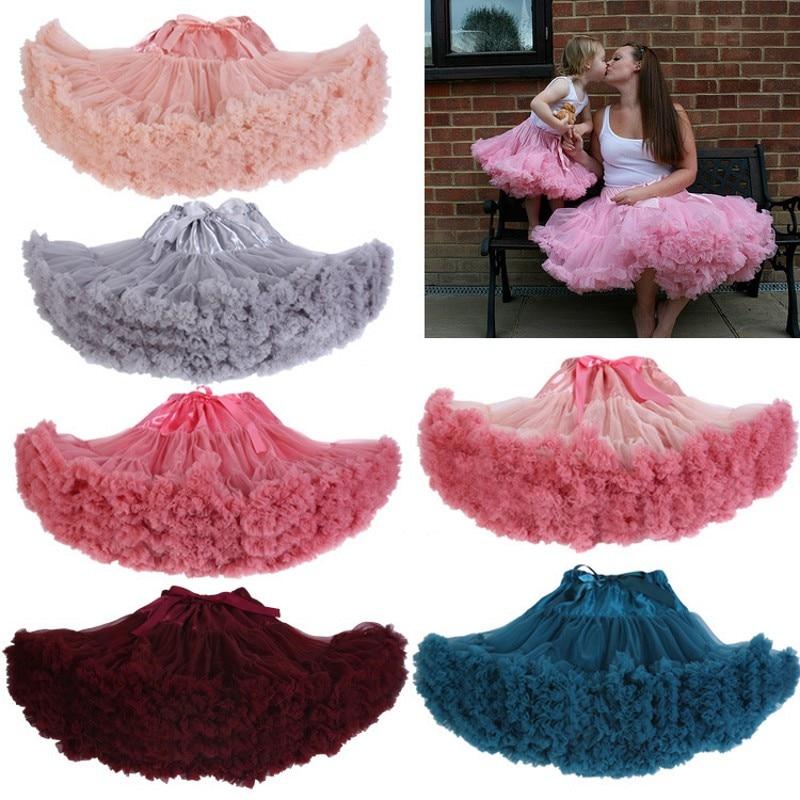 Cosplay fluffy Teenage tutu skirt veil performances skirt Sexy Role Play Pleate Mini Skirt Ruffle for Schoolgirl 1