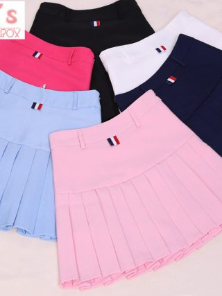 high waist pleated skirts Kawaii Harajuku Skirts women girls lolita a-line sailor skirt Large Size Preppy school uniform
