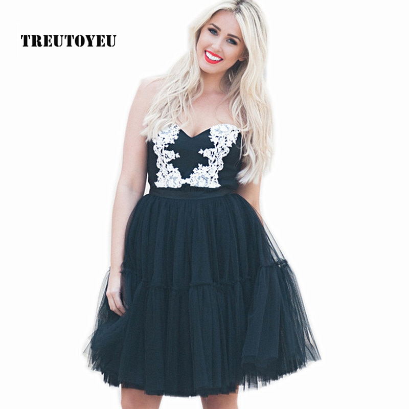 5 Layers 60cm Tutu Tulle Skirt Vintage Midi Pleated Skirts Womens Lolita Petticoat Bridesmaid Wedding faldas Mujer saias jupe 2