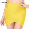 Seamyla 19 New Fashion Women Skirts Sexy Celebrity Party Bodycon Bandage Pencil Skirt Night Out Club Mini Skirts Wholesale