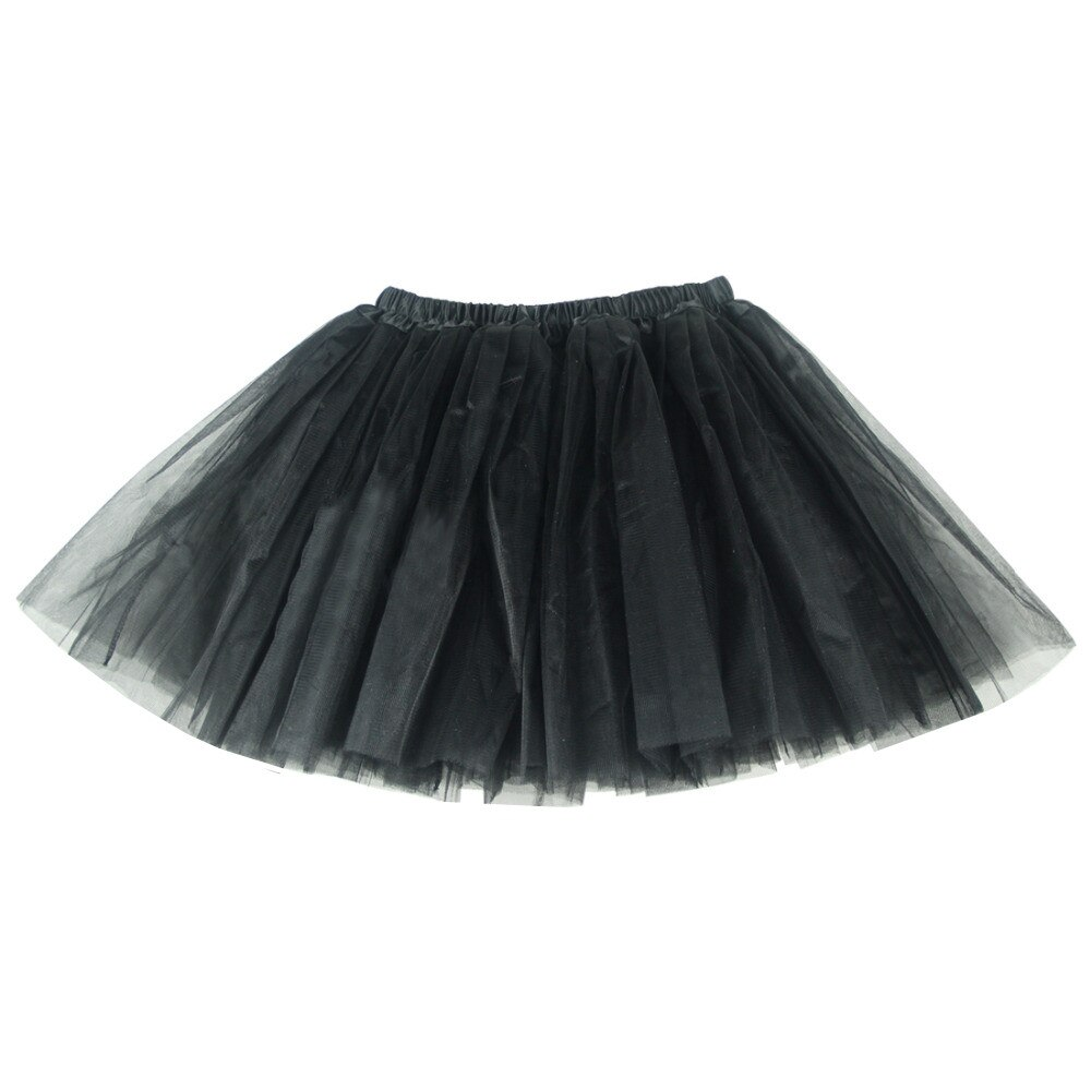 Women Tulle Skirts 19 New Arrival Unique Three Layers Super Fluffy Lush Party Performance Gorgeous Women Tutu Petticoat Skirt 2