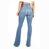Women's Washed Fashion Jeans Flared Long Pants Hip Lift Sexy Trousers Women's Washed Fashion Jeans Flared Long Pants Hip Lift Sexy Trousers