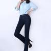 Flare Jeans High Waist Skinny Jeans Woman Denim Pants Plus Size Jbersee Autumn Winter Women Flare Jeans High Waist Skinny Jeans Woman Denim Pants Plus Size Stretch Embroidered Womens Jeans