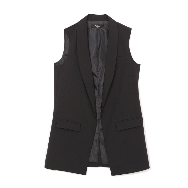 Women vest Fashion Wardrobe waistcoat Solid Slim vest 2019 Decoration Vests Female Sleeveless Waistcoat office lady coat Tops 3