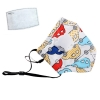 Replaceable Filter Anti Mud Mouth Masks PM2.5 Respirator Youngsters Youngsters Masks With Breath Design Replaceable Filter Anti Mud Mouth Masks PM2.5 Respirator Youngsters Snug Well being Care Face Masks