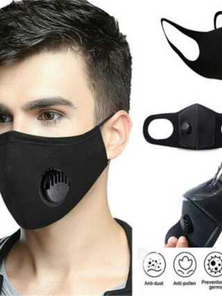 1PCS Cotton Face Mask Breathable Mascherine Reusable Anti Pollution Anti-fog Anti-Dust Face Mask Adult/Child Face Mask