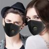 Masks Washable Mud Proof Black Face Masks Breathable  Reusable Mouth Masks Face Masks Washable Mud Proof Black Face Masks Breathable Tremendous Comfortable Trend Design Anti Mud Masks