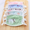 Mouth Face Masks For Children Anti-Mud Non-disposable Material 1pcs Cartoon Cute Design Mouth Face Masks For Children Anti-Mud Non-disposable Material Masks With Respiration