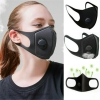 Breathable Mascherine Reusable Anti Air pollution Anti-fog Anti-Mud Face 1PCS Cotton Face Masks Breathable Mascherine Reusable Anti Air pollution Anti-fog Anti-Mud Face Masks Grownup/Baby Face Masks