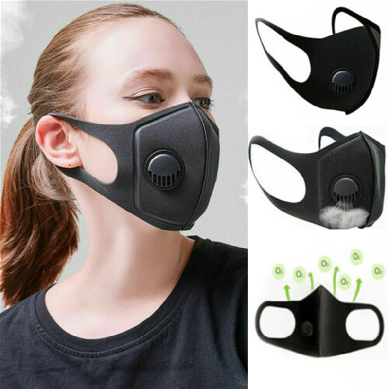 1PCS Cotton Face Mask Breathable Mascherine Reusable Anti Pollution Anti-fog Anti-Dust Face Mask Adult/Child Face Mask 1