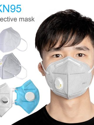 Reusable KN95 Mask Isolation Design Immediately Antiviral PM2.5 Kn95 Face Mask Protective Masks Anti Dust Bacteria