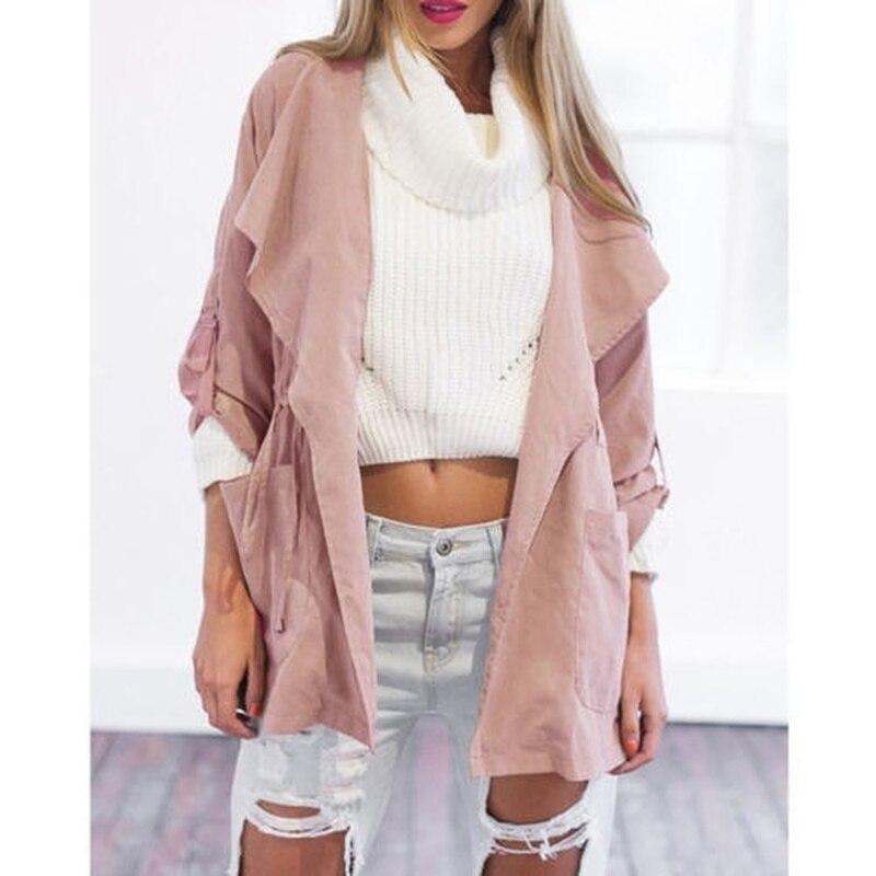ZOGAA spring new womens jackets and coats Casual streetwear 5 colors Hooded windbreaker plus size S-3XL windbreaker women 3