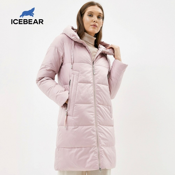 Icebear new winter girls's jacket women trend coat