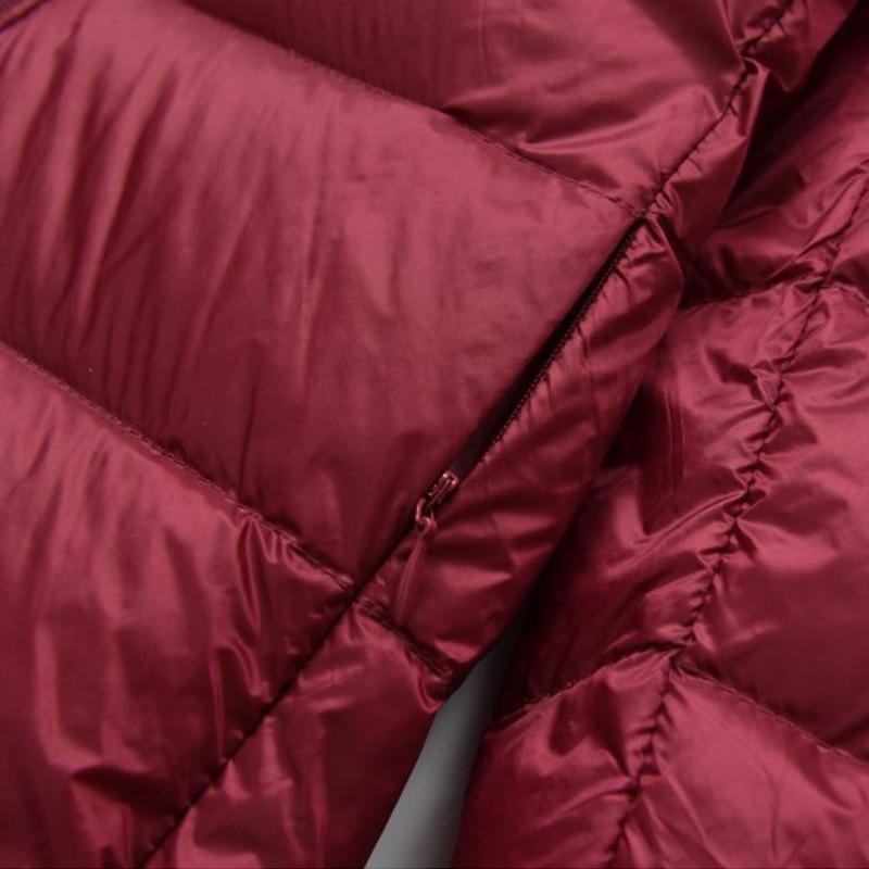 NewBang Brand Long Winter Down Jackets Women Down Jacket Female Long Windproof Warm Coat Winter Hooded Detachable Outwear 4