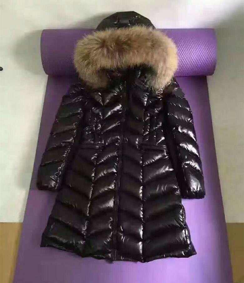 Winter Women's Down Jacket 90% White Duck Down Coat Hooded Long Warm Puffer Jacket 2020 High Quality Doudoune Femme Hiver KJ2596 3