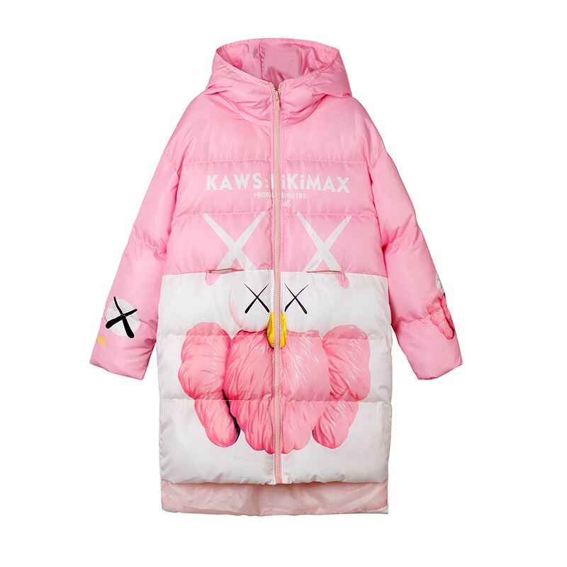 2020 New Winter Women Jacket Fashion Woman Cotton High Quality Female Parkas Hooded Women's Coats Brand Clothing Overcoats Mujer