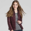 ARTKA Autumn & Winter Extremely Mild Quick Girls Down Jacket