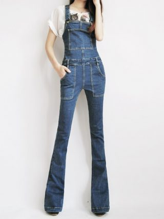 Tall Ladies Overalls Jumpsuit And Rompers Denim