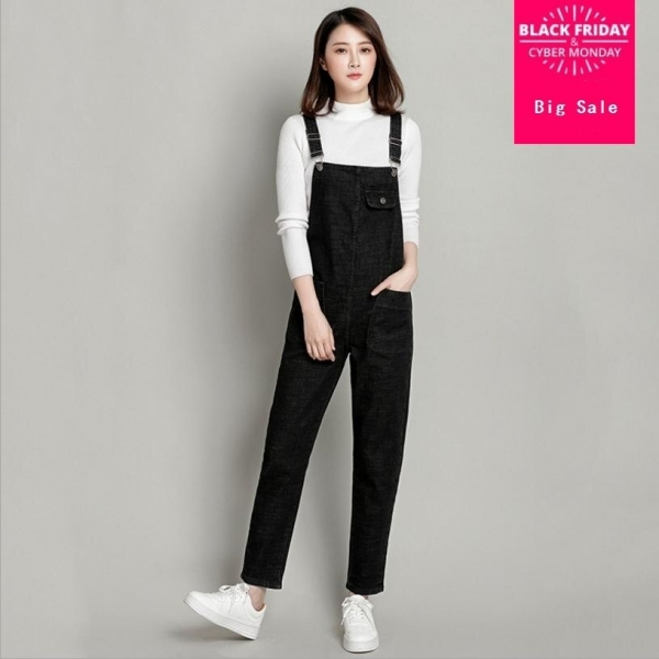 Pants Ladies Pencil pants Overalls Jumpsuit And Rompers