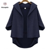 European Model Girls Jackets Autumn Winter Women