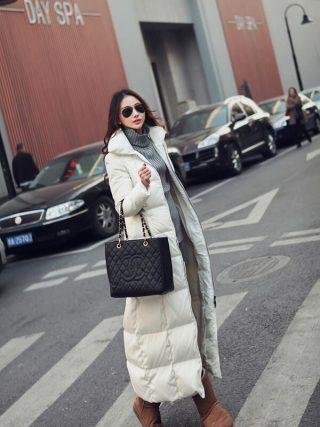 New winter coats plus dimension white black navy blue