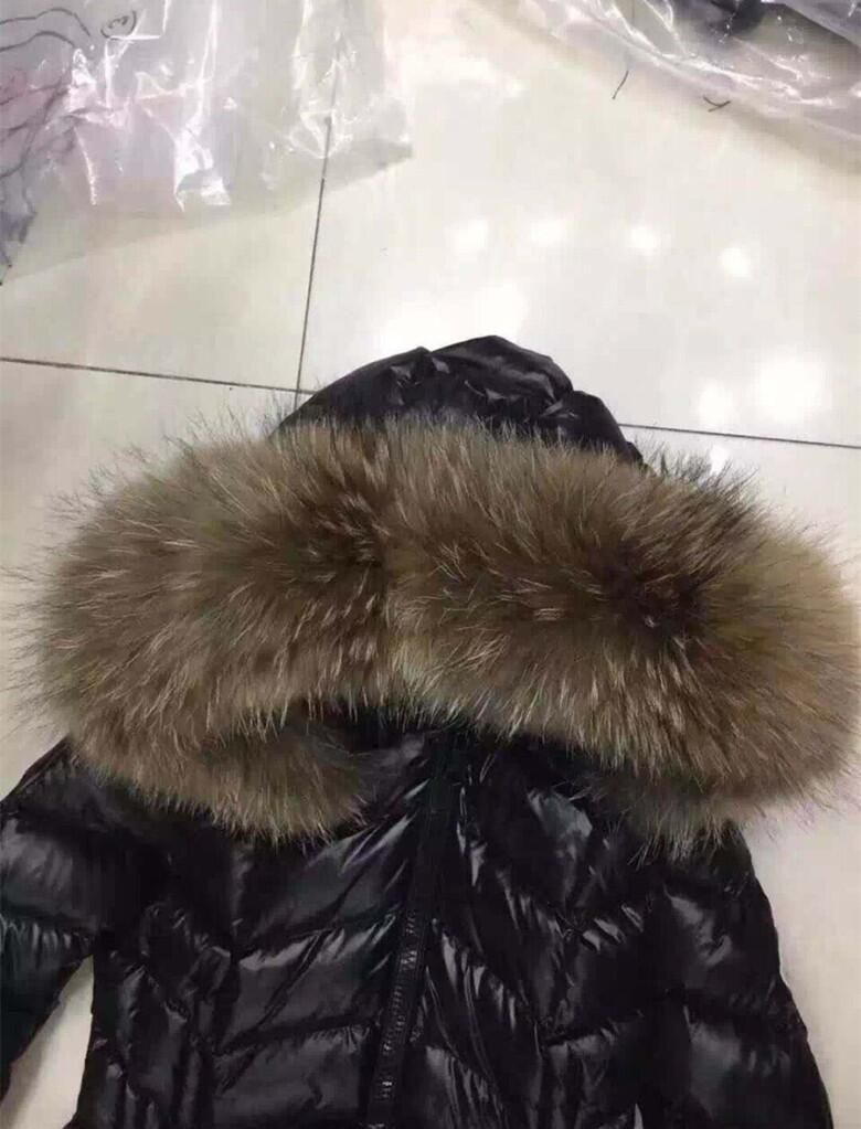 Winter Women's Down Jacket 90% White Duck Down Coat Hooded Long Warm Puffer Jacket 2020 High Quality Doudoune Femme Hiver KJ2596 4