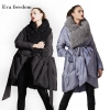 Eva Freedom Unique Design down coat girl winter