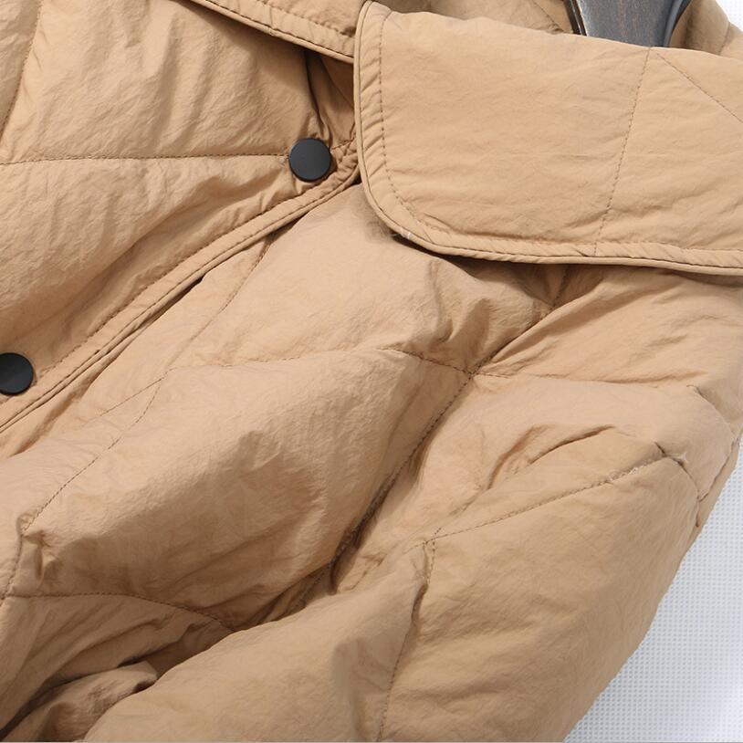 Women Down Jacket Winter Jacket Women White Duck Down Coat 2018 Warm Parka Female Long Down Jacket Quilted Coat 4