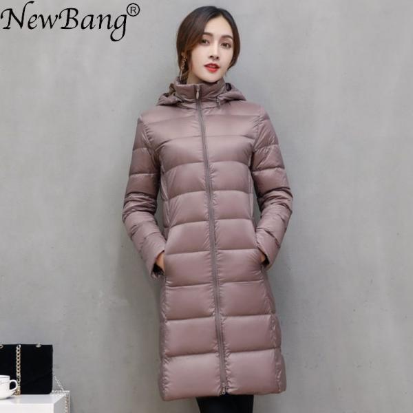 Model Lengthy Winter Down Jackets Girls Down Jacket