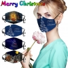 Merry Christmas Face Masks Adults