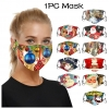 Grownup Christmas Face Masks Washable