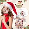 Grownup Girl Masks Disposable Christmas Face Masks