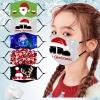 Snowman Santa Claus Printing Masks