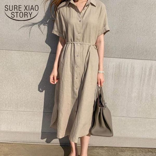 Lapel Ladies Shirt Costume Spring Summer
