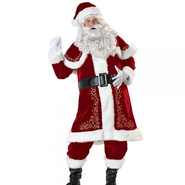 Christmas Garments Santa Claus Costume