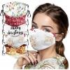 Christmas Face Masks Washable Proof