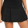 Athletic Skorts Lightweight Pleated Active Skirts with Shorts