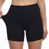 High Waist Tummy Control Workout Biker Running Yoga Shorts