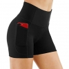 High Waist Yoga Shorts for Women Tummy Control Fitness