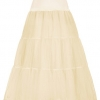 Stylish Netting Swing Petti Skirt for Night Out