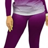 Sportswear Lady Joggers Outfits Sets Fashion Athletic Sexy Long Sleeve