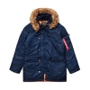 Cold Weather Military Issue Slim Fit Parka