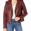 Faux Leather Classic Motorcycle Jacket